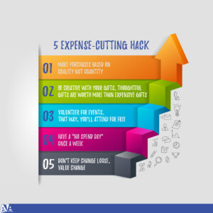Expense cutting hacks