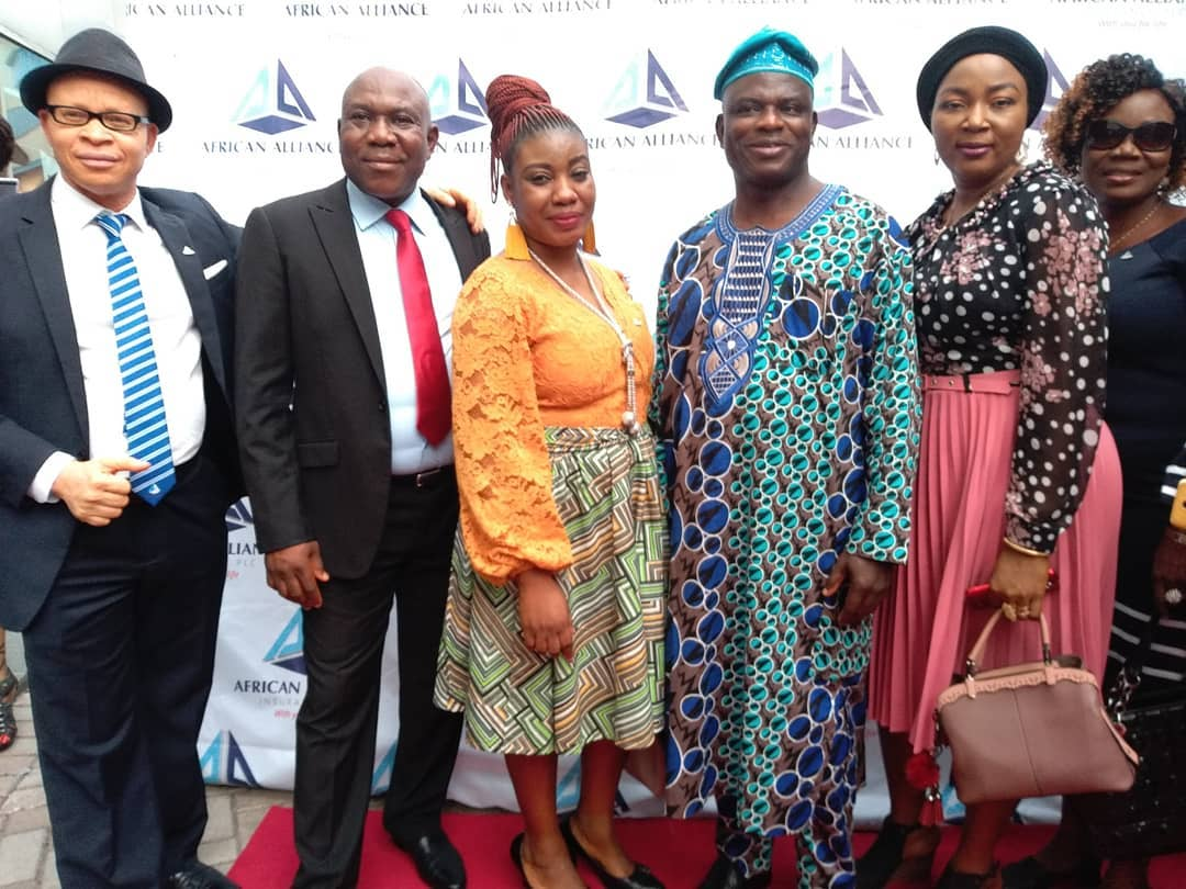 African Alliance holds Agency Award to celebrate 2018 Achievements   African Alliance Plc