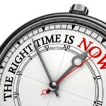 The Right Time to Buy Insurance is now!